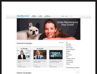 fundanything.com screenshot
