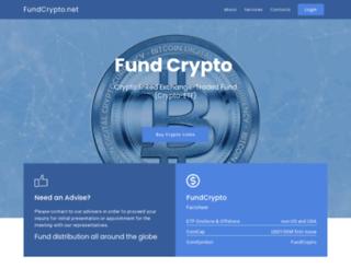 fundcrypto.net screenshot