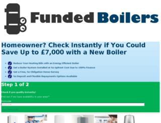 fundedboilers.org screenshot