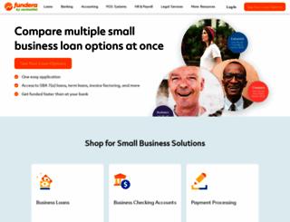 fundera.com screenshot