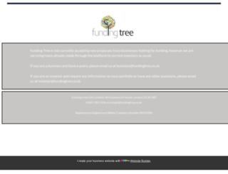 fundingtree.co.uk screenshot