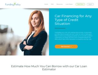 fundingway.com screenshot