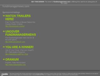 fundmanagernews.com screenshot