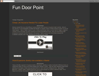 fundoorpoint.blogspot.com screenshot