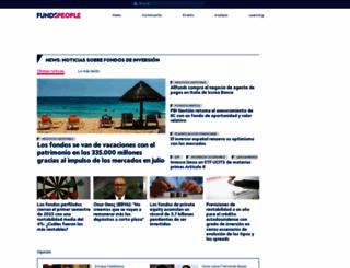 fundspeople.com screenshot