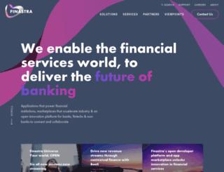 fundtech.com screenshot
