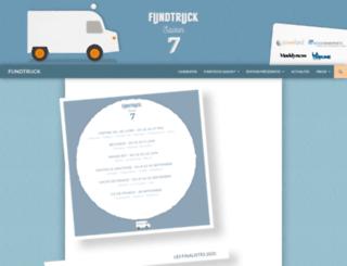 fundtruck.com screenshot