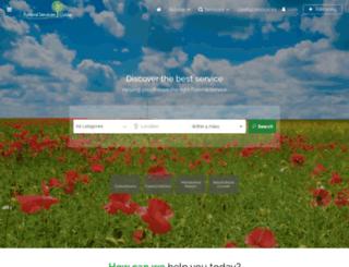 funeralservicesguide.com screenshot