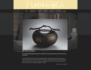 funeria.com screenshot