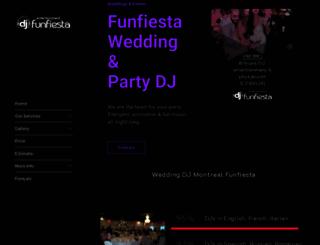funfiesta.ca screenshot