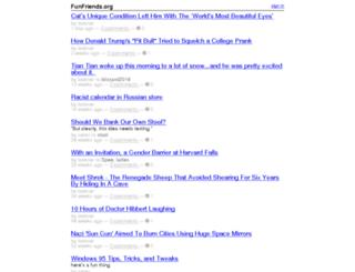 funfriends.org screenshot