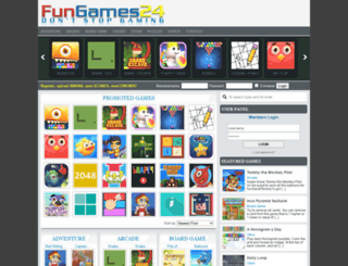 fungames24.net screenshot