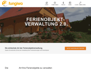 fungiwo.de screenshot