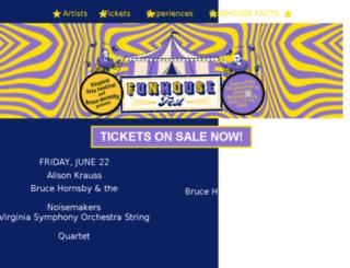 funhousefest.com screenshot