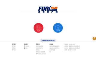 funi.com screenshot