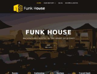 funkhouse.com.au screenshot