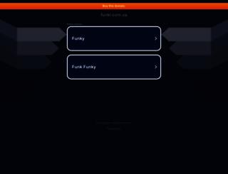 funki.com.ua screenshot