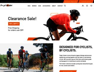 funkierbike.com screenshot
