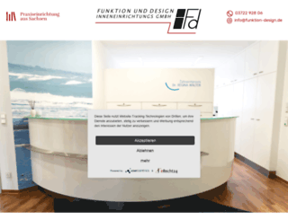 funktion-design.de screenshot
