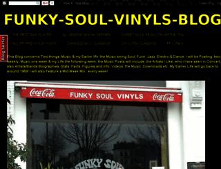 funky-soul-vinyls.blogspot.com screenshot