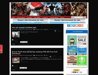 funkygamez.blogspot.com.tr screenshot
