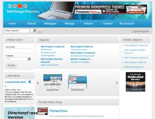 funkywebdesign.co.uk screenshot