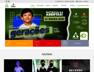 funlec.com.br screenshot