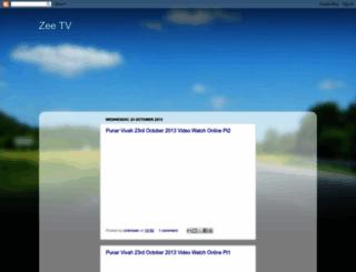 funlivetv2.blogspot.com screenshot