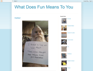 funmeans.blogspot.com screenshot