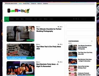 funmixchat.com screenshot