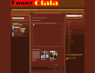 funny-olala.blogspot.com screenshot