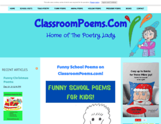 funny-poems-for-free.com screenshot