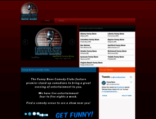 funnybone.com screenshot