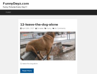 funnydayz.com screenshot