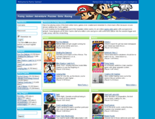 funnygames1.com screenshot