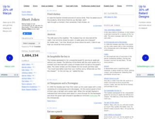 funnygoodjokes.blogspot.com screenshot