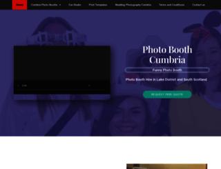 funnyphotobooth.co.uk screenshot