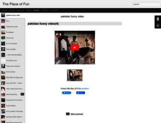 funnytrack.blogspot.com screenshot