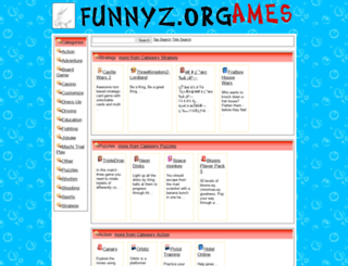 funnyz.org screenshot