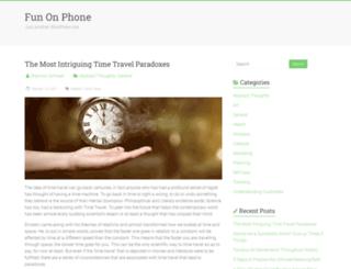 funonphone.com screenshot