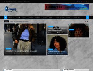 funpub.net screenshot