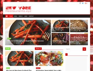 funrestaurantsinnyc.info screenshot