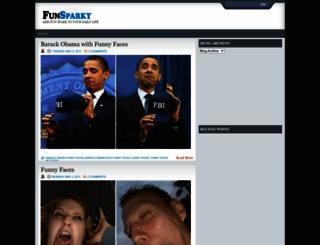 funsparky.blogspot.com screenshot