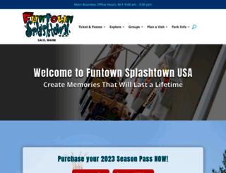 funtownusa.com screenshot
