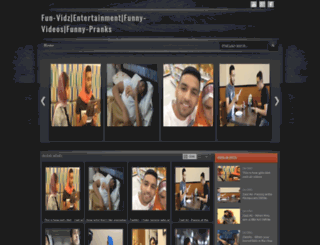 funvidzvideos.blogspot.com screenshot