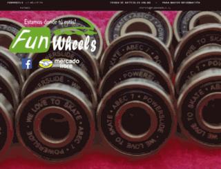 funwheels.cl screenshot