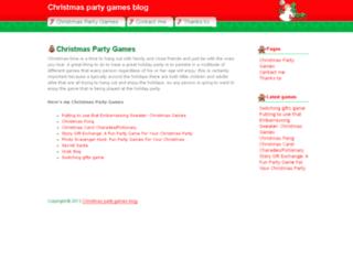 funxmasgames.org screenshot