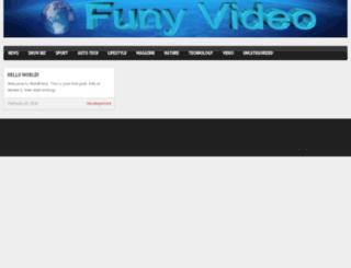 funyvideo.info screenshot