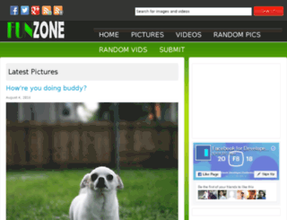 funzone.scriptfolder.com screenshot
