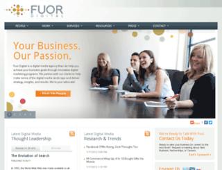 fuor.net screenshot